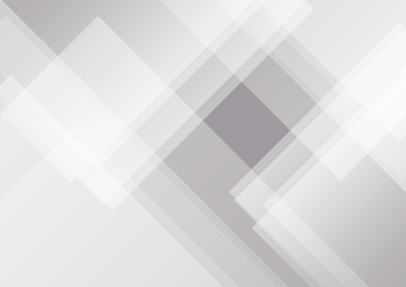 Illustration pour Abstract Gray Background for Design, Vector Illustration - image libre de droit