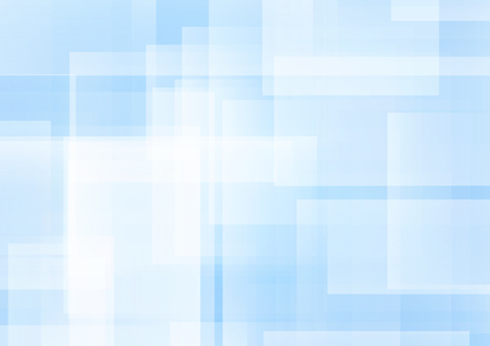 Illustration for Abstract Blue Background Vector Illustration - Royalty Free Image