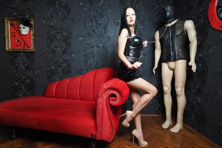Mistress on the corner
