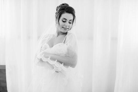 Photo for elegant bride - Royalty Free Image
