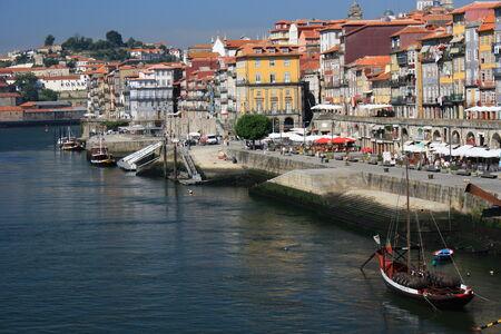 Ribeira waterfront - Oporto