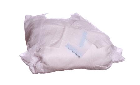 used diaper