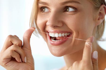 Photo Of Teeth Care Closeup Of Id 61732817 Royalty Free Image Stocklib