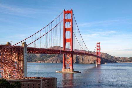Foto für View of the Golden Gate Bridge . San Francisco, California, USA - Lizenzfreies Bild