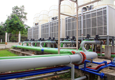 air condition plumbing cooling system