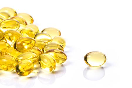 Fish oil capsule, Omega 3-6-9 fish oil yellow soft gels capsules, Sacha inchi oil, Yellow oil pills