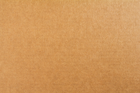 Photo for Brown goffered cardboard texture background. - Royalty Free Image