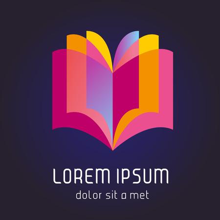 Ilustración de Book sign. Book symbol. Vector illustration - Imagen libre de derechos