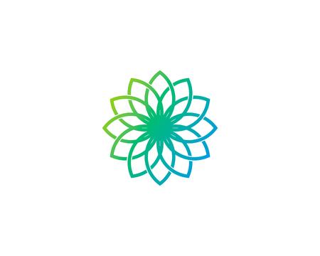 Ilustración de Wellness Icon Design Element - Imagen libre de derechos