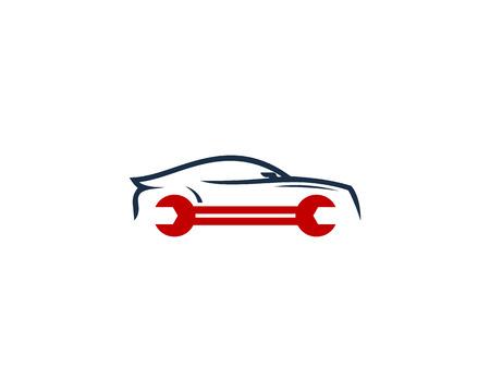Ilustración de Fix Repair Icon Design Element - Imagen libre de derechos