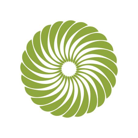 Illustration pour Flower color icon on white background for graphic and web design, Modern simple vector sign. Internet concept. Trendy symbol for website design web button or mobile app - image libre de droit