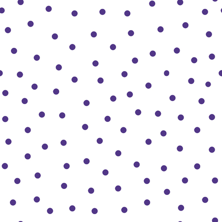 Illustration pour Seamless vector pattern. Geometric background with circles.  Design for prints and posters. - image libre de droit