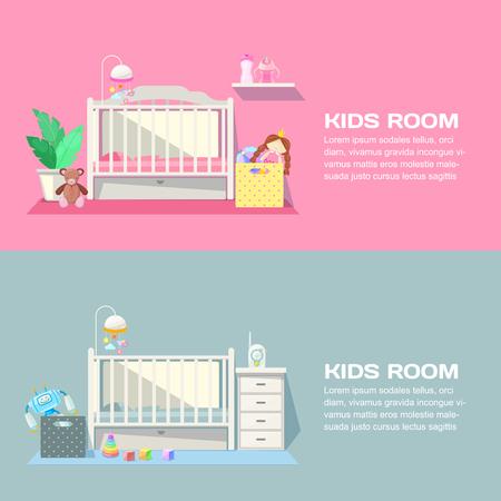Nursery Bedroom Design For Boys And