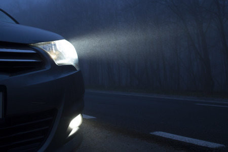 Foto per Car Lights - Immagine Royalty Free