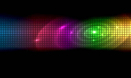 Illustration for Vector Abstract Background Color Strip  - Royalty Free Image