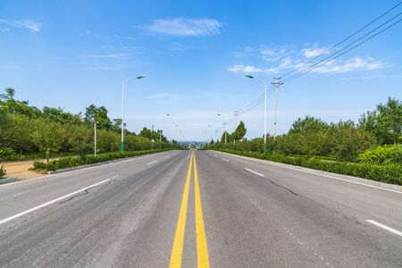 Photo for Highway scenery - Royalty Free Image