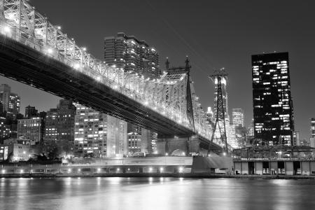 Queensboro Bridge Entering Manhattan