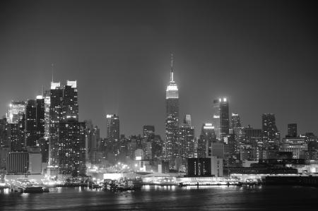 New York City Manhattan midt