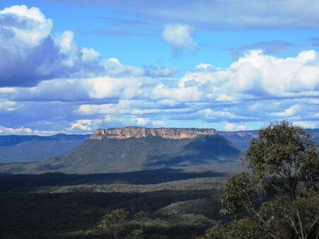 Pearsons Lookout - CAPERTEE VALLEY - Australia