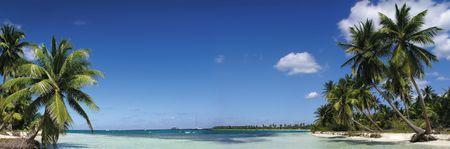 beach Dominican Republic