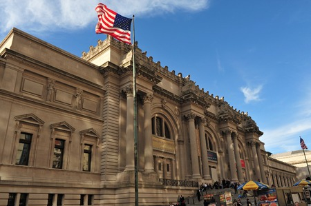 The Metropolitan Museum of Art Manhattan New York, USA.