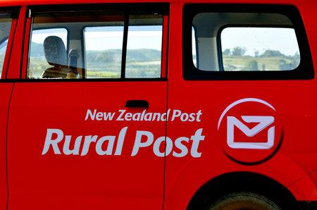 マンゴヌイ、NZ - 2014 年 3 月 ...