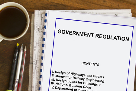 Government Regulations and Code requirement- many uses in the industry market.