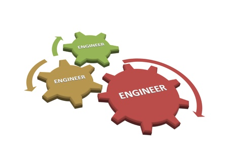 Engineer picture can use to presentation of engineering department