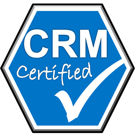The images symbol have been CRM certified