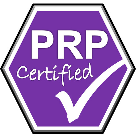 The images symbol have been PRP certified