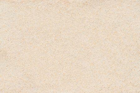 Photo pour Soft yellow sand on the beach for texture - image libre de droit