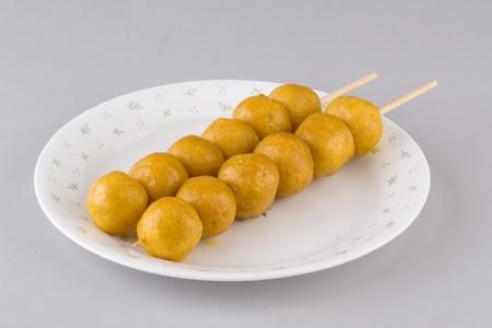 snack food fishball