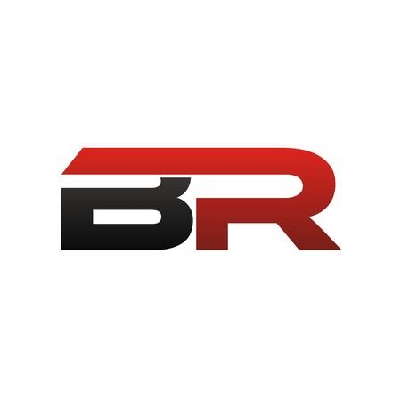 BR initial logo