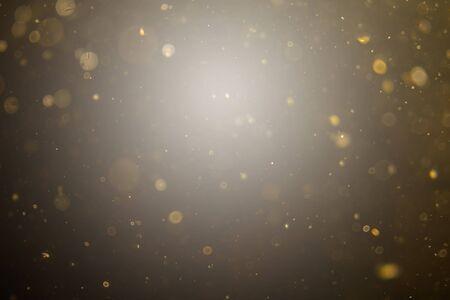 Photo pour Abstract black bokeh  use for background - image libre de droit