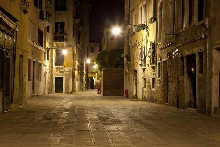 venice at night -- Venice Italy