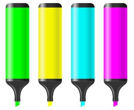 Color marker