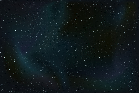 Illustration pour nice universe background - image libre de droit