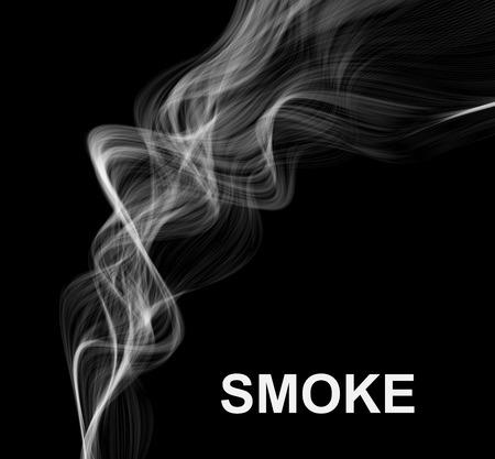Illustration pour Vector Smoke background. - image libre de droit