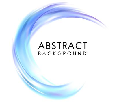 Illustration pour Abstract background design in blue - image libre de droit