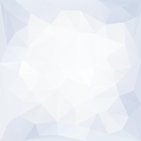 Illustration pour Blue and white crystal textured background - image libre de droit