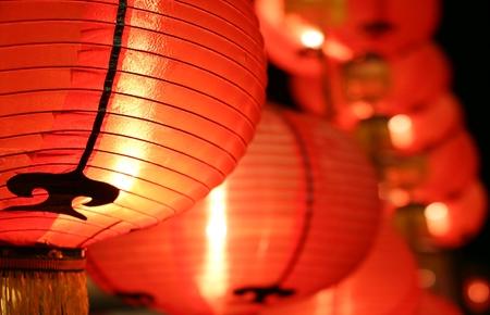 Photo pour Tang Lung at night - image libre de droit