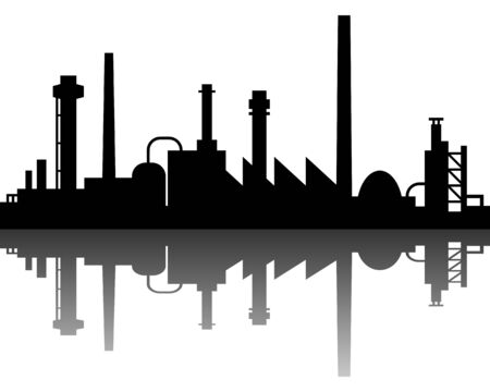 Industrial background