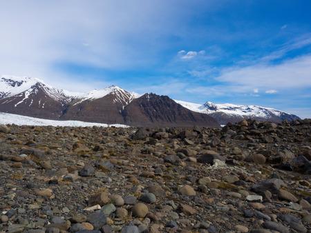 Skaftafell Glacier South Iceland