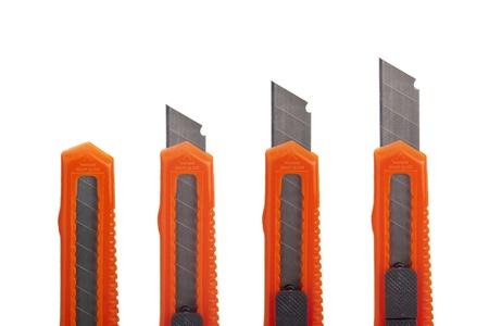 four papered razor