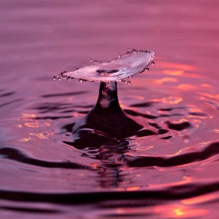 water drops wheel