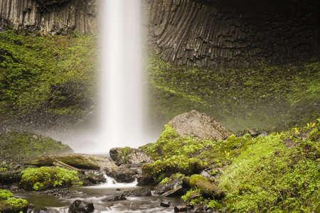 Latourell Falls, Columbia Ri