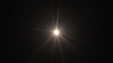 Photo pour lens flare effect  - image libre de droit