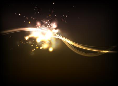Generic lighting effect background