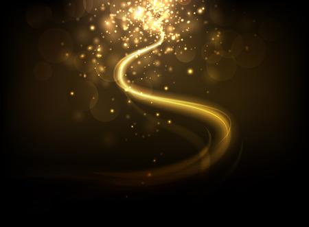Ilustración de Classy lightings background - Imagen libre de derechos