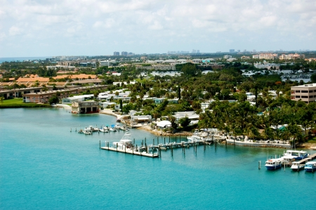 Jupiter Florida Aerial View